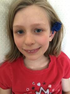 Betty, age 9