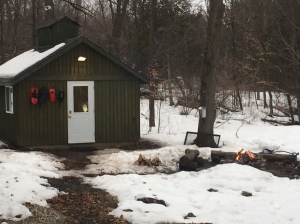 Our sugar shack