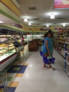 Epicurean grocery store, Jolly Harbour, Antigua