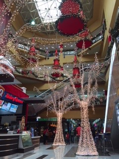 Scenes from Long Circular Road Mall